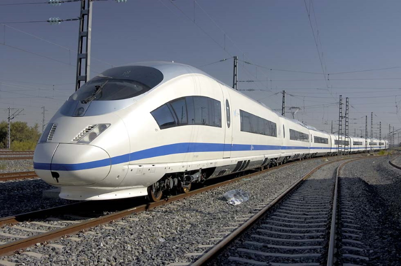 AVE Class 103 fastest trains