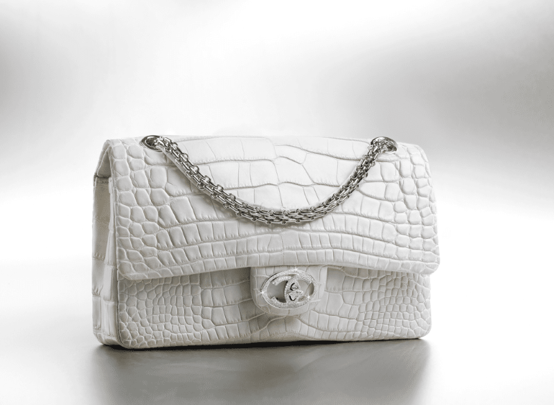 Chanel Diamond Forever Classic Bag most expensive handbags