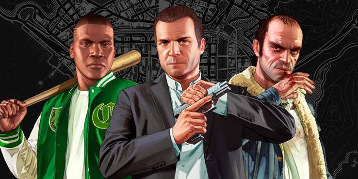 GRAND THEFT AUTO V top selling video games
