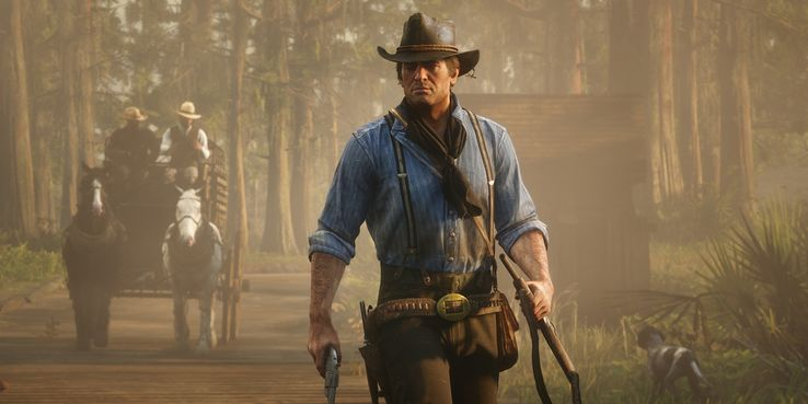 RED DEAD REDEMPTION 2 top selling video games