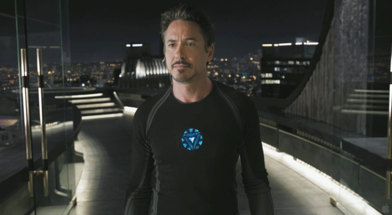 Robert Downey Jr the avengers highest-paid actors