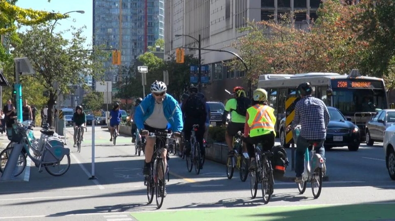 Vancouver car free cities