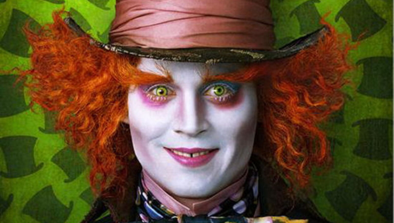 alice in the wonderland johnny depp highest-paid actors