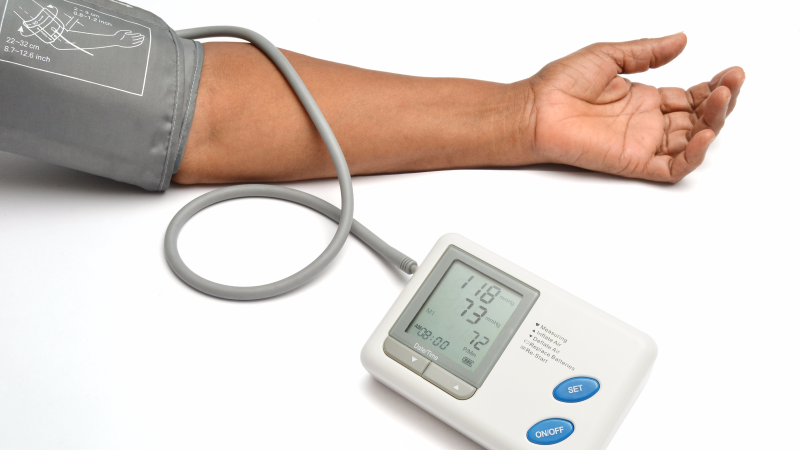 healthy number for blood pressure