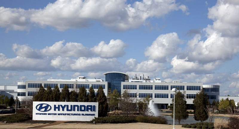 hyundai motor the biggest factory in the world