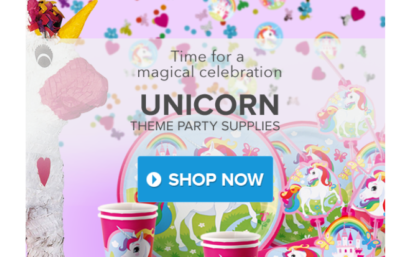 my party center online shop