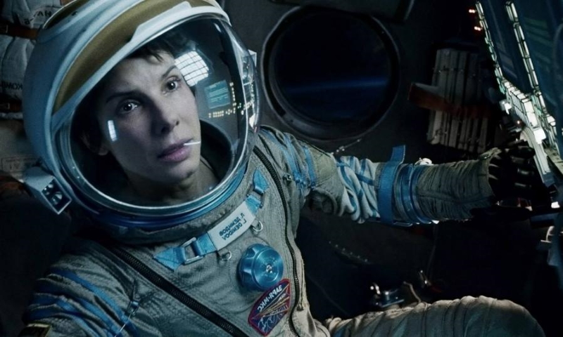 Gravity Movie - Sandra Bullock